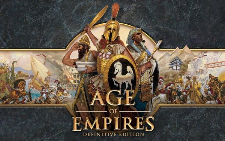Companhia est&aacute; trabalhando em&nbsp;<em class=&quot;&quot;>Definitive Edition</em>&nbsp;de&nbsp;Age of Empires II&nbsp;e&nbsp;Age of Empires III