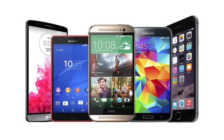 94,6% da população brasileira faz uso de smartphone
