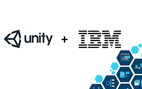 IBM e Unity se juntam para levar a inteligência do Watson para dispositivos RV e RA
