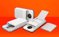 Motorola lança Polaroid Insta-Share Printer para impressão de fotos na hora