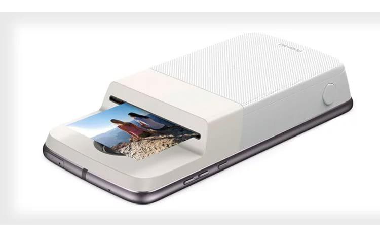 Moto Snap Polaroid Insta-Share Printer é lançado no Brasil