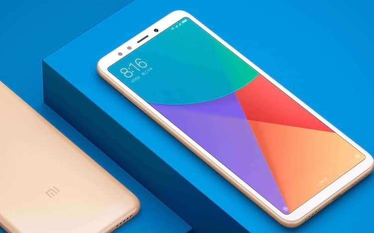 Xiaomi inicia as vendas do Redmi Note 5 e Note 5 Pro.