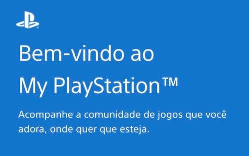 My PlayStation é o novo serviço web da Sony para os usuários interagirem em suas contas PSN