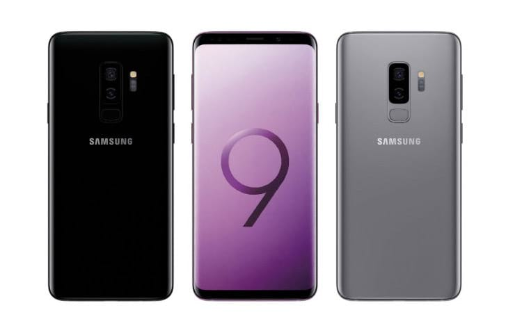 Samsung Galaxy S9 na MWC 2018