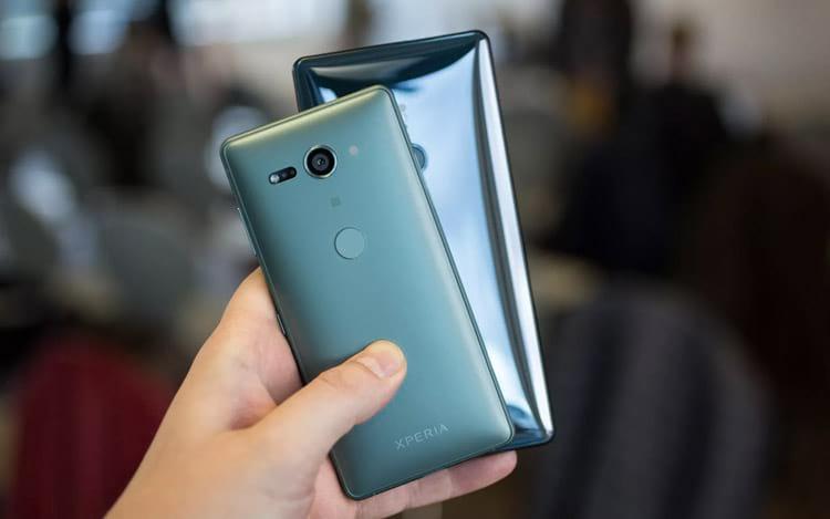 Sony revela Xperia XZ2 e XZ2 Compact. Foto: Tech2