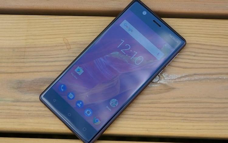 Nokia 3 começa a receber o Android Oreo.