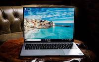 Huawei revela notebook com tela sem bordas