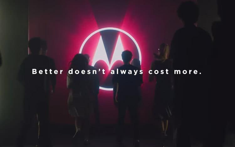 Novo vídeo da Motorola provoca as rivais Samsung e Apple