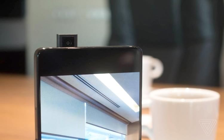 Vivo Apex é o smartphone com sensor biométrico sob a tela.