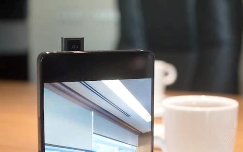 Vivo Apex é o smartphone com sensor biométrico sob a tela