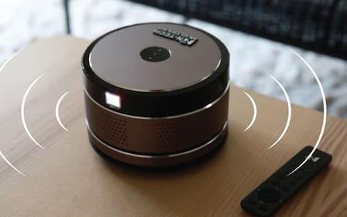 Novo projetor portátil 4K N-Tech pode substituir TV