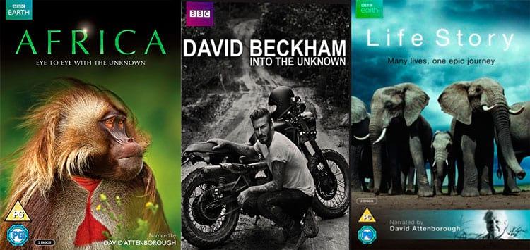 Documentários da BBC