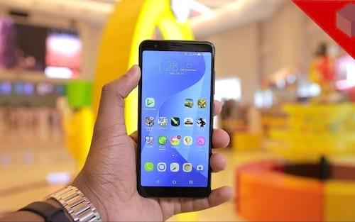Zenfone Max é revelado durante a MWC18
