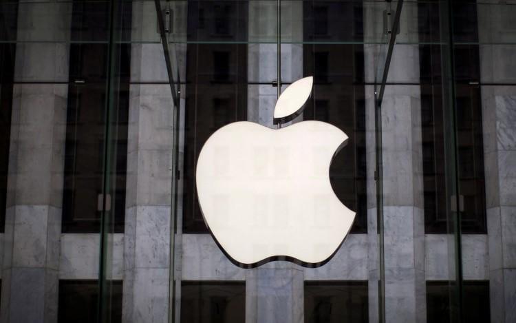Ações da Apple chegam a custar mais de US$ 180