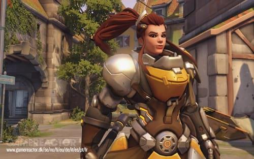 Brigitte é confirmada como a nova heroína em Overwatch