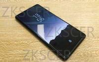 Imagem vazada mostra Xiaomi Mi Mix 2S com leitor biométrico sob a tela