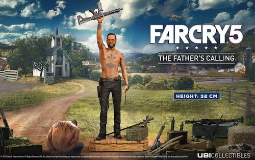 FarCry 5 | Trailer em live action mostra Joseph Seed antes de se tornar