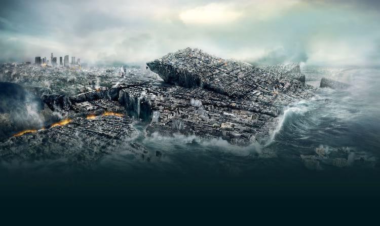 Catástrofes ficam somente na ficção mesmo