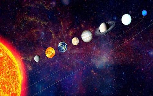Será possível que todos os planetas se alinhem um dia?