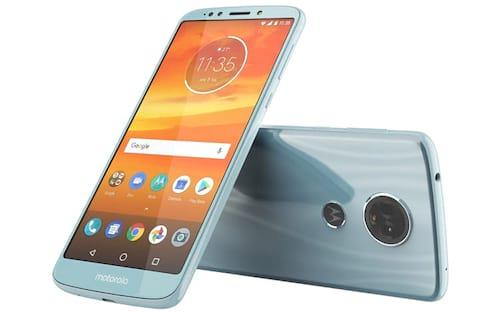 Moto E5 Plus: Evan Blass divulga imagem do próximo smartphone da Motorola