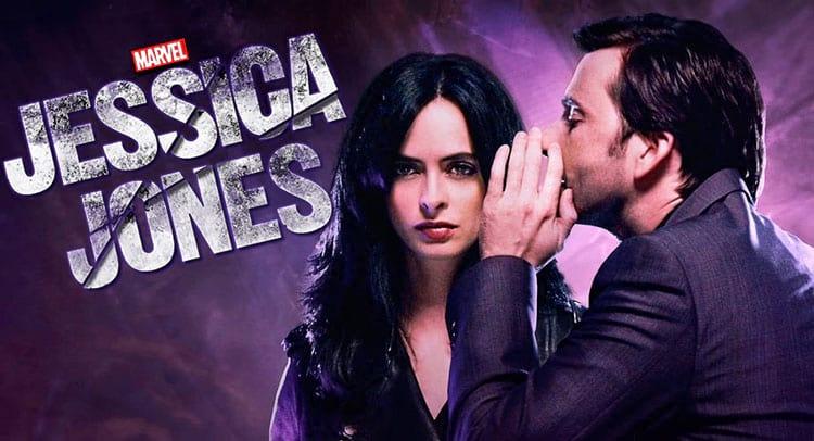 Jessica Jones está de volta para uma 2ª temporada