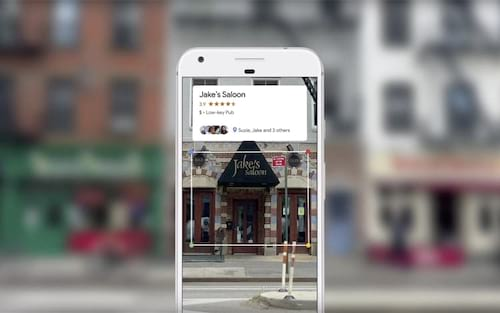 Google Lens chega para dispositivos Android e iOS