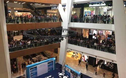 Loja oferta iPhones por R$ 170 e gera caos em shopping