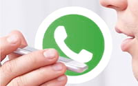 WhatsApp no Android deve receber em breve a opção de travar o microfone enquanto grava