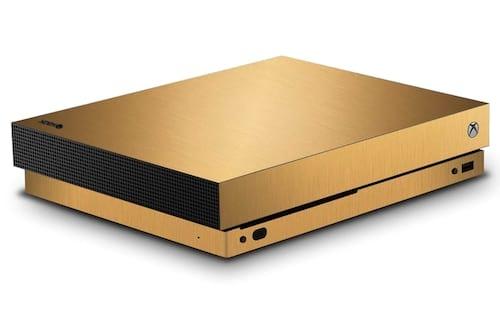 Que tal ganhar um Xbox One X banhado a ouro? Saiba como aqui!