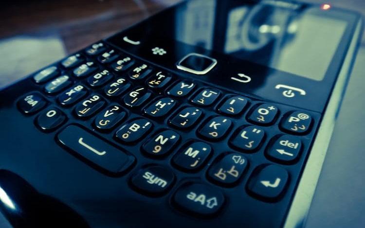 Com processo da BlackBerry, WhatsApp pode sair do ar.