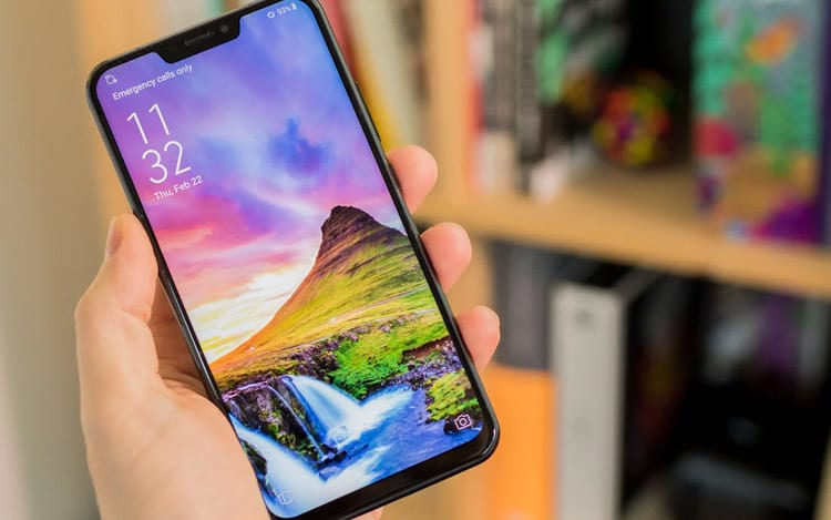 Zenfone 5 notch