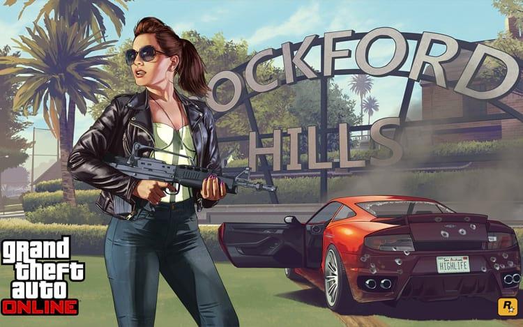 Uma protagonista mulher no jogo é um dos rumores.