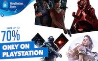 Sony começa grande campanha de descontos com exclusivos