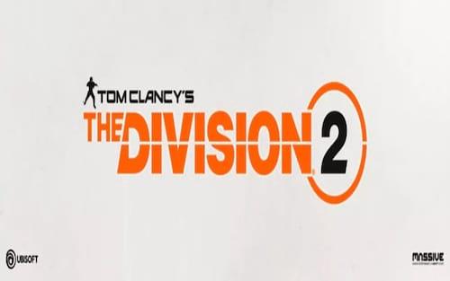 Ubisoft anuncia The Division 2 e promete mais detalhes na E3 2018