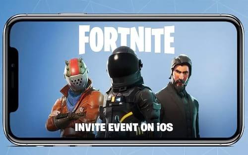 Fortnite Battle Royale será lançado para smartphones