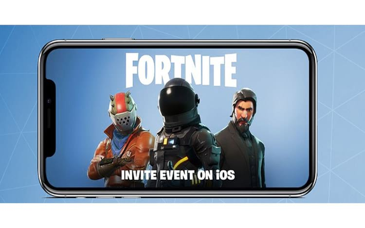 Fortnite Battle Royale anunciado para iOS e Android