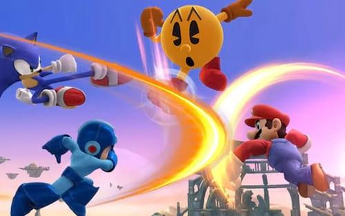 Super Smash Bros está em produção para Switch