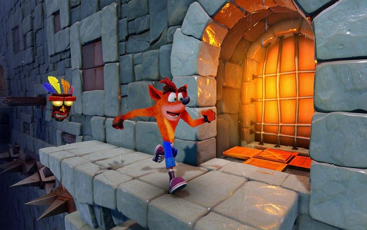 Crash Bandicoot: Nsane Trilogy anunciado para PC, Switch, e Xbox One