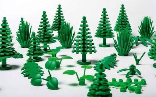 LEGO fabrica linha sustentável de peças com matéria-prima brasileira