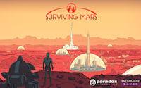Surviving Mars: seja um planejador da primeira colônia de Marte