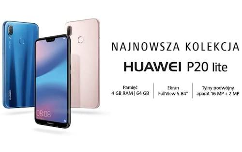 Huawei P20 Lite aparece à venda por engano revelando especificações e preço