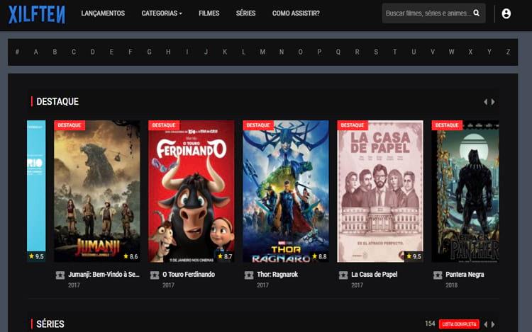 Site pirata está despertando o interesse de usuários brasileiros
