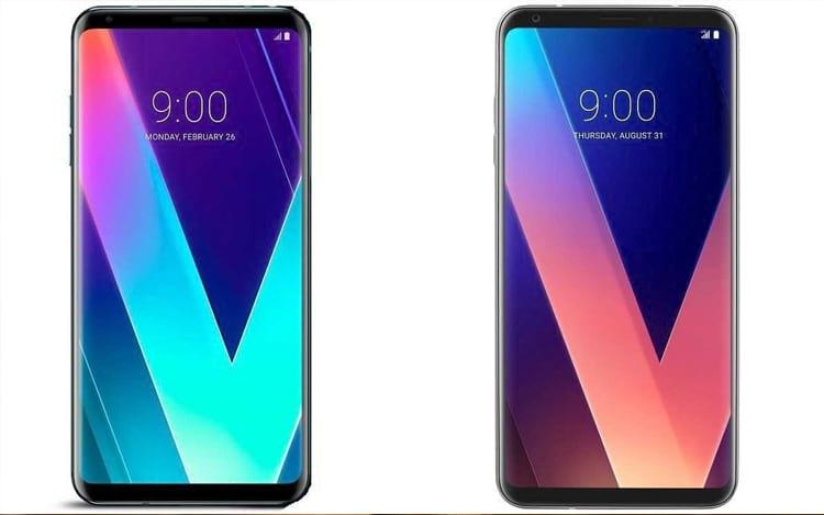 LG V30S ThinQ e V30