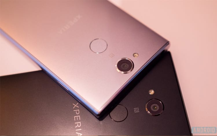 Sony Xperia XZ2 e XZ2 Compact