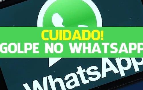 Golpe de Páscoa no WhatsApp atinge mais de 300 mil pessoas