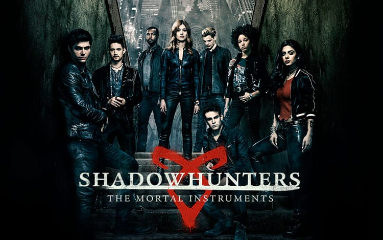 3ª temporada do original Shadow hunters