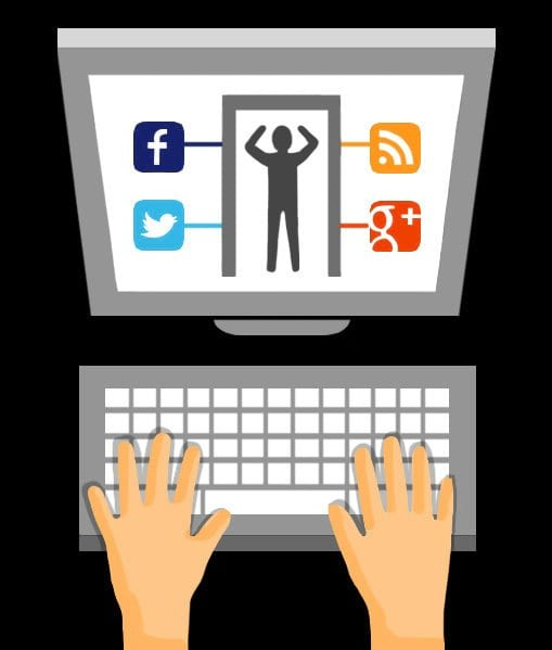 Redes sociais dizem cada vez mais sobre nós