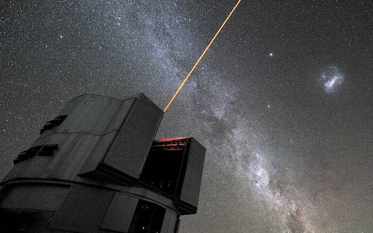 Por falta de pagamento, Brasil é suspenso do observatório de astronomia