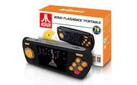 Atari portátil com 70 jogos na memória chega ao Brasil em abril