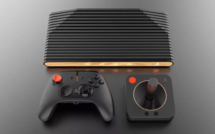 Novo console segue com estilo retrô